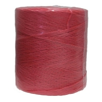ZZZ TWINE BANANA RED 2000M - Click for more info