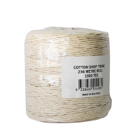 TWINE MEDIUM COTTON 1950TEX x 236M - Click for more info