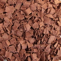 CHOCOLATE FLAKES - MILK 2KG - Click for more info