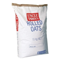 OATS  ROLLED 15 KG - Click for more info