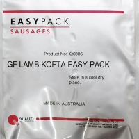 LAMB KOFTA E/PACK GLUTEN 6640 15KG - Click for more info