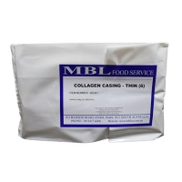 COLLAGEN CASING THIN (6) - Click for more info