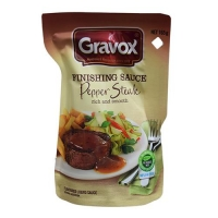 GRAVY - GRAVOX PEPPER STEAK (8x165g) - Click for more info