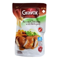 GRAVY - GRAVOX CHICKEN W/HERB (8x165g) - Click for more info