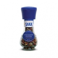 SAXA GRINDER -4 SEASONS PEPPER  (6x35g) - Click for more info