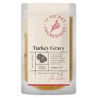 SECRET INGREDIENT TURKEY GRAVY 250g - Click for more info