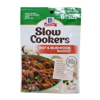 SC BEEF & MUSHROOM RAGOUT 12X40GM - Click for more info