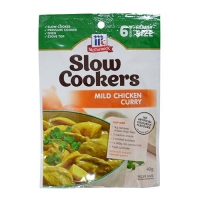 SC MILD CHICKEN CURRY 12X40GM - Click for more info