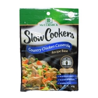 SC COUNTRY CHICKEN CASSEROLE 12X40GM - Click for more info