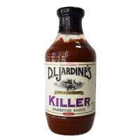 JARDINES KILLER HOT BBQ SAUCE 510g - Click for more info