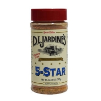 JARDINES SEAS 5-STAR RANCH RUB 390g - Click for more info