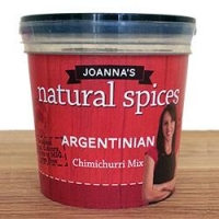 JOANNA'S CHIMICHURRI SPICE 57gm - Click for more info