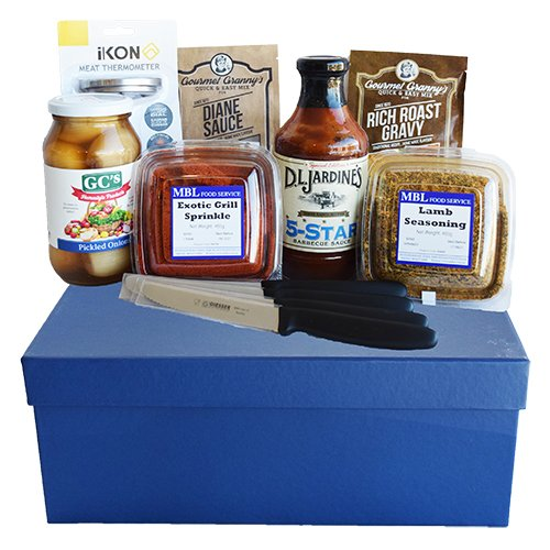 BBQ MASTER PACK - Click for more info