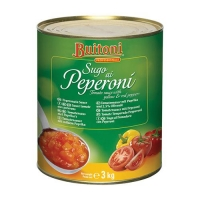 SAUCE BUITONI PEPERONI (6X3KG) - Click for more info