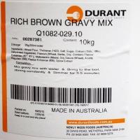 GRAVY BROWN 10KG   1082-029