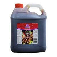 LIQ MAR - ORCHID  HONEY SOY G/FREE  4LTR - Click for more info
