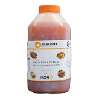 MARINADE DURANT APRICOT G/FREE 4LTR - Click for more info