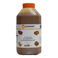 MARINADE DURANT CURRY G/FREE 4LTR - Click for more info