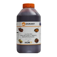 MARINADE DURANT HICKORY BBQ G/FREE 4LTR - Click for more info