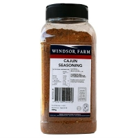 WINDSOR FARM CAJUN SEASONING 400G - Click for more info