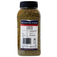 WINDSOR FARM SEAS LEMON PEPPER 560G - Click for more info