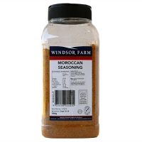 WINDSOR FARM MOROCCAN SEASONING 610G - Click for more info