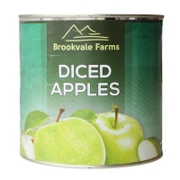 APPLE DICED CAN 15.6KG (6X2.6KG) - Click for more info
