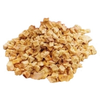 APPLE DICED DEHYDRATED 10KG - Click for more info