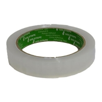 TAPE CLEAR P/P 18mm X 66MT 500AA - Click for more info