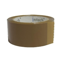 TAPE BROWN P/P 48mm x 75MT - Click for more info