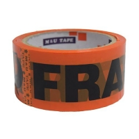 TAPE - PRINTED 'FRAGILE' - Click for more info