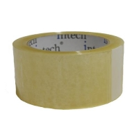 TAPE CLEAR 48mm x 75M - Click for more info