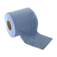 TOWEL - CENTRE PULL BLUE (6) - Click for more info