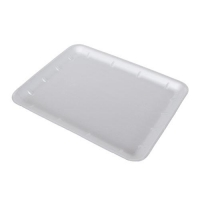 TRAY SCC 1411 WHITE 25mm (125/SLEEVE) - Click for more info