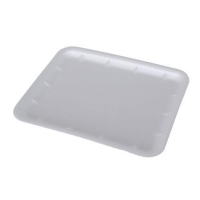 TRAY- SCC WHITE 119 X 17mm (500) IK0315 - Click for more info