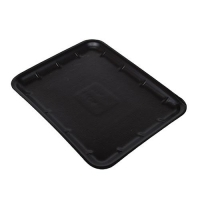 TRAY SCC BLACK 119 X 17mm (500) IK0307 - Click for more info