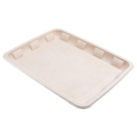 TRAY ECO CANE 11 X 9 (500) IK-ECT119 - Click for more info