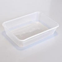 CONTAINER M/WAVE RECT IKON 500ml (500) - Click for more info