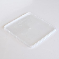 LID SQUARE CLEAR TSQ5 2000ml (180) - Click for more info