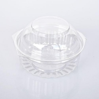 SHOW BOWLS 227ml (8oz) DOME LID (250) - Click for more info