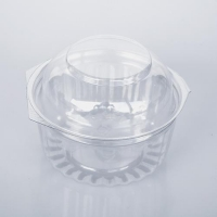 SHOW BOWLS 341ml (12oz) DOME LID (250) - Click for more info