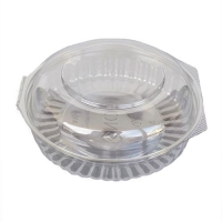 SHOW BOWLS 568ml (20oz) DOME LID (150) - Click for more info