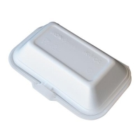 CLAM FOAM SNACK PACK WHITE (300) iK-FC4 - Click for more info