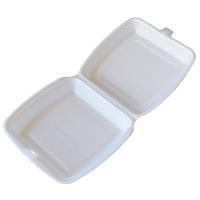 CLAM FOAM DINNER WHITE (200) iK-FC17 - Click for more info