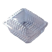 CONT CLEAR SQUARE SMALL (500) IK-CL1 - Click for more info