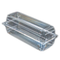 CONT CLEAR ROLL H/LID LARGE (400) IK-RP2 - Click for more info