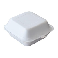CLAM FOAM BURGER WHITE (400) iK-FC - Click for more info