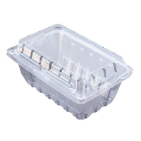 PET FRUIT CONTAINER (VENTED) (500) T101 - Click for more info