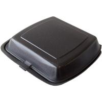 CLAM FOAM DINNER BLACK (200) iK-FBC17 - Click for more info