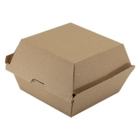 CONT ECO BOARD BURGER BOX IK-EBB1 (200) - Click for more info
